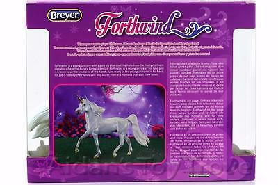 Breyer Forthwind Unicorn Nib 62051