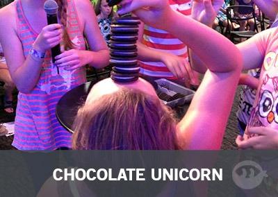 Chocolate Unicorn  Youth Group Games