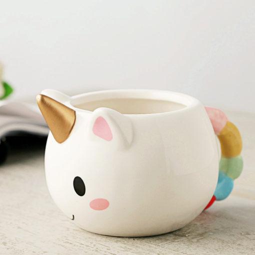 Chubby Unicorn Mug