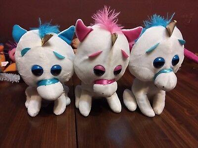 Classic Toy Co Pink Puppy Dog Plush Soft Toy Stuffed Animal Shaggy