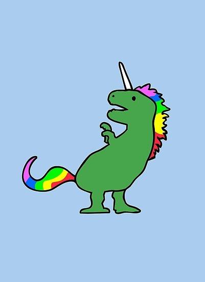 Cute Dinocorn (t