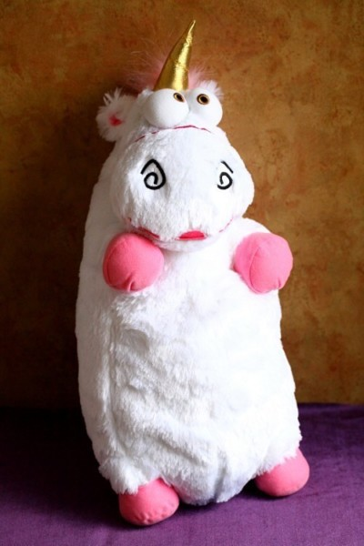 Stuffed Unicorn Toy From Despicable Me