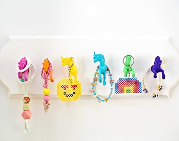 Diy Unicorn Wall Hooks