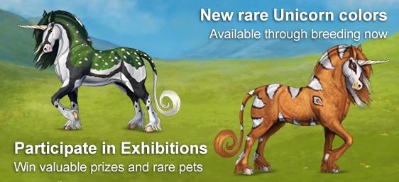 Download Free Unicorn Breeding Games