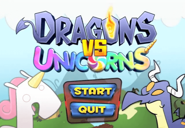 Dragons Vs Unicorns First Look Trailer