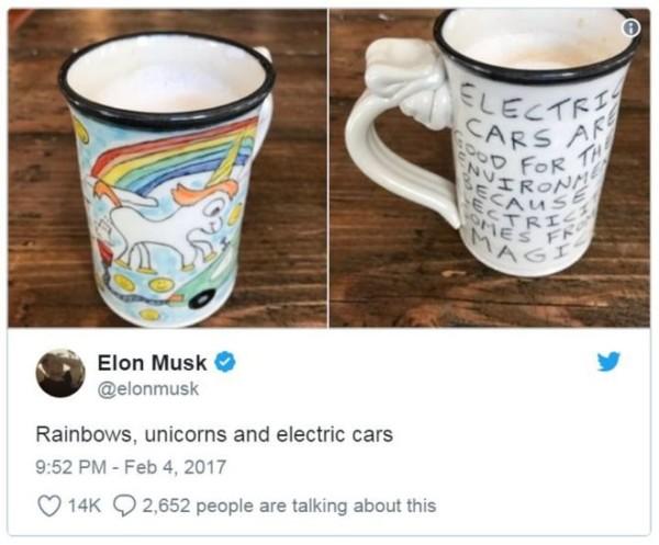 Elon Musk's Farting Unicorn Fight Settled