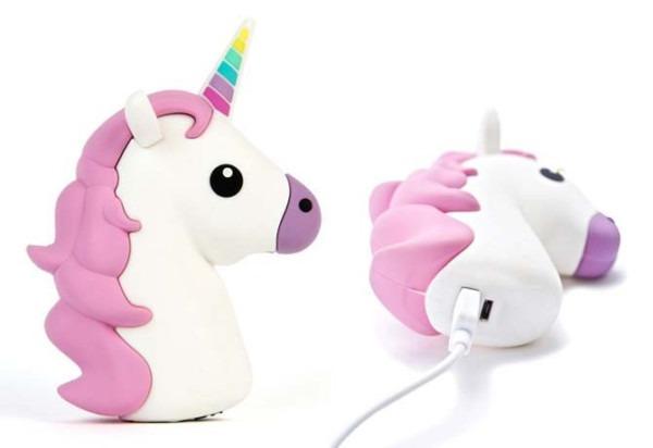 Emoji Unicorn Portable Charger Power Bank 2600 Mah – Futurocks