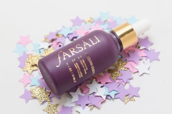 Farsali Unicorn Essence Review  Combinationskin