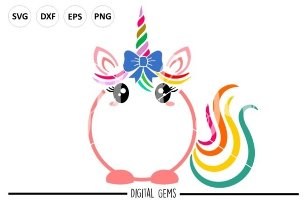 Free Unicorn Svg   Dxf   Eps   Png Files Crafter File