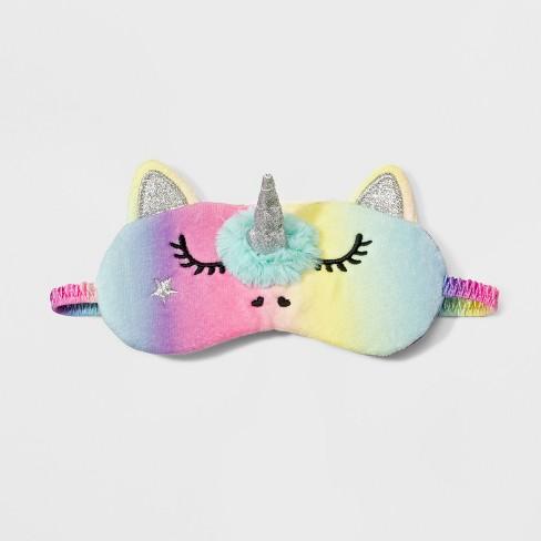 Girls' Unicorn Sleep Mask