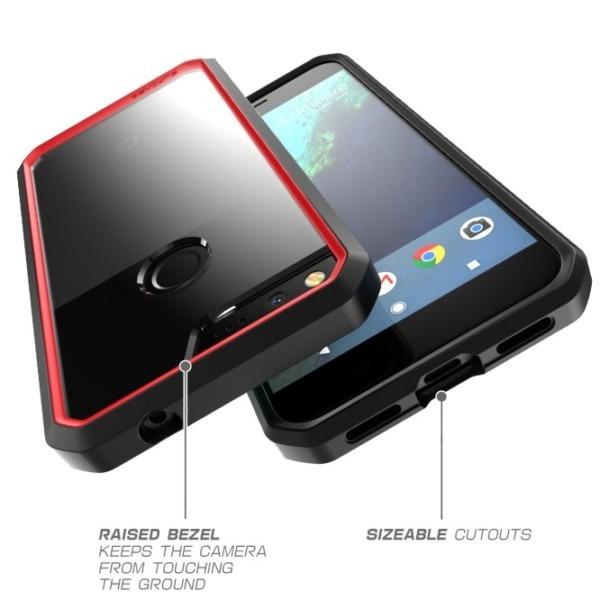 Google Pixel Xl Unicorn Beetle Hybrid Protective Bumper Clear Case
