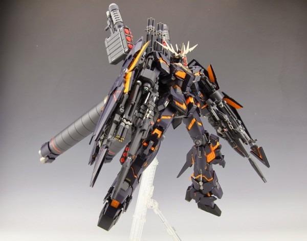 Rx 0 Unicorn Gundam 02 Banshee Mg