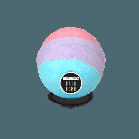 Hallu Unicorn Bath Bomb