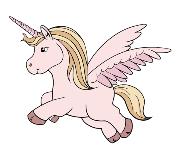 How To Draw A Unicorn In A Few Easy Steps