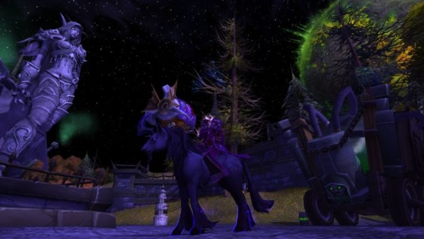 How To Get The Lucid Nightmare Mount