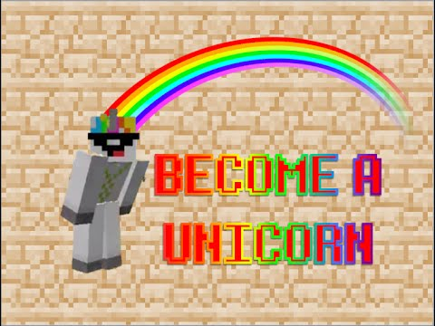 How To Turn Into A Unicorn!