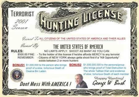 Huntinglicense