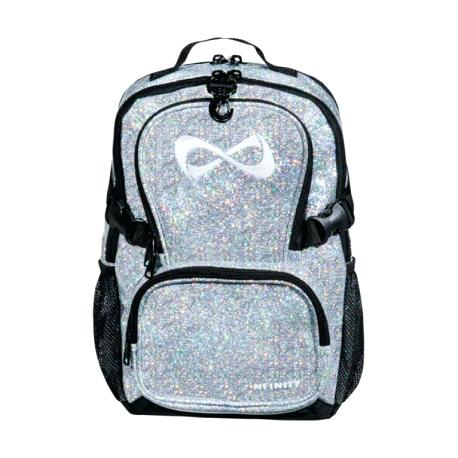 Infinity Backpack Unicorn Sparkle Petite Millennial Pink Nfinity