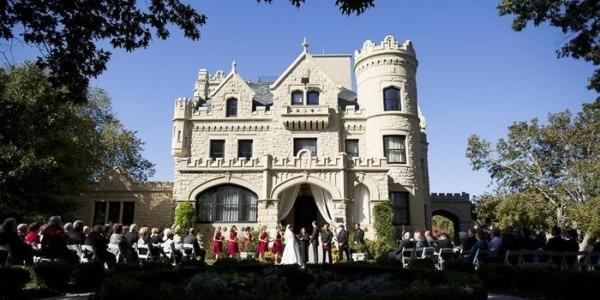 Joslyn Castle Weddings