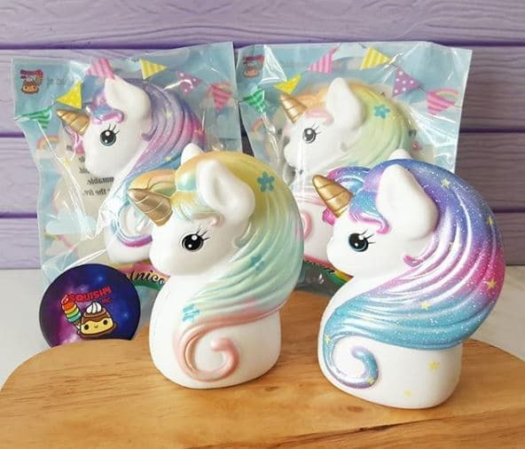 Jual Magic Unicorn By Squishy Inc