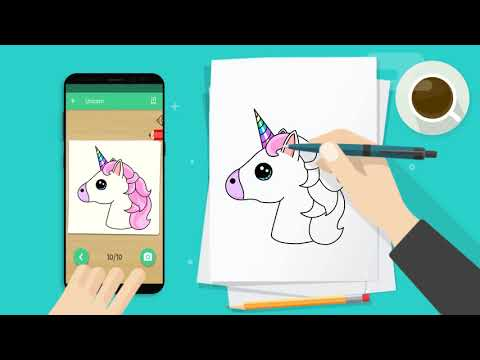 Kawaii Easy Drawing   How To Draw Step By Step