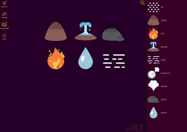 Little Alchemy 2 App Games – Cheats For Dew, Diamond, Etc