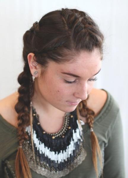 Lookbook Hair Tutorial  The Unicorn Braid