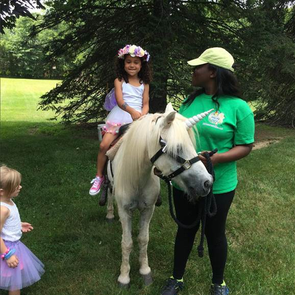 Make Magic With A Unicorn Birthday Party