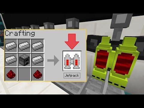 Mcpe Working Jetpack In 1 2! Command Block Trick Tutorial