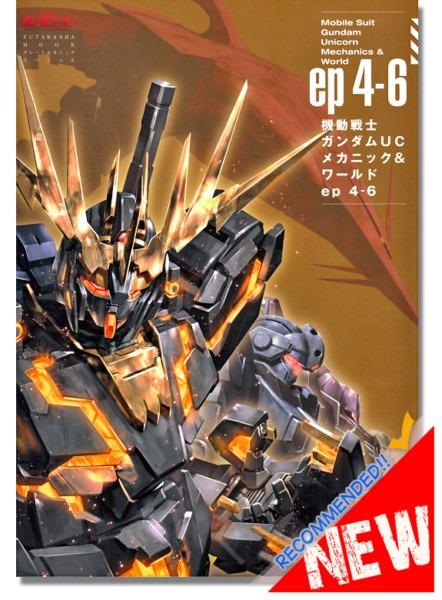 Mobile Suit Gundam Unicorn Mechanics & World Ep  4