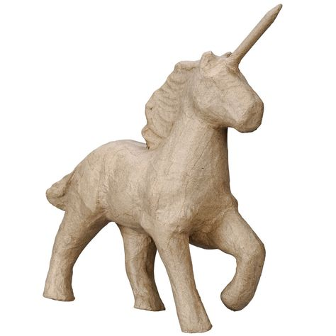 Paper Mache Unicorn By Recollections™