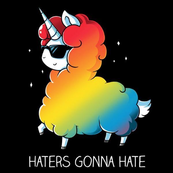 Personas Con Odio Van A Odiar