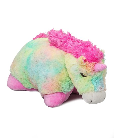 Pillow Pets Rainbow Unicorn Pillow Pet