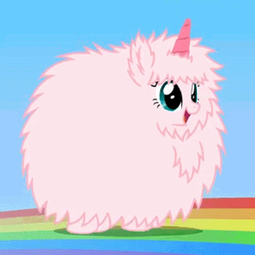 Pink Fluffy Unicorns Dancing On Rainbows! [screaming] By User
