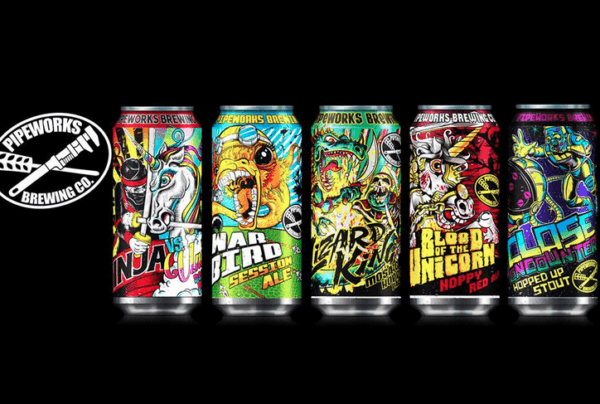 Pipeworks Brewing Co On Twitter   Blood Of The Unicorn Release