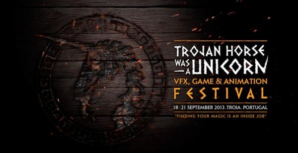 Pixologic  Zbrush Blog » The Trojan Horse Was A Unicorn Festival