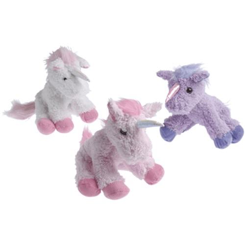Plush Fairy Tale Unicorns (12 Ct)
