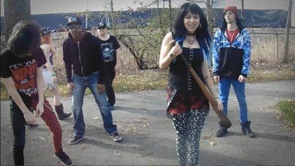 Problem' By Unicorns Killed My Girlfriend Music Video