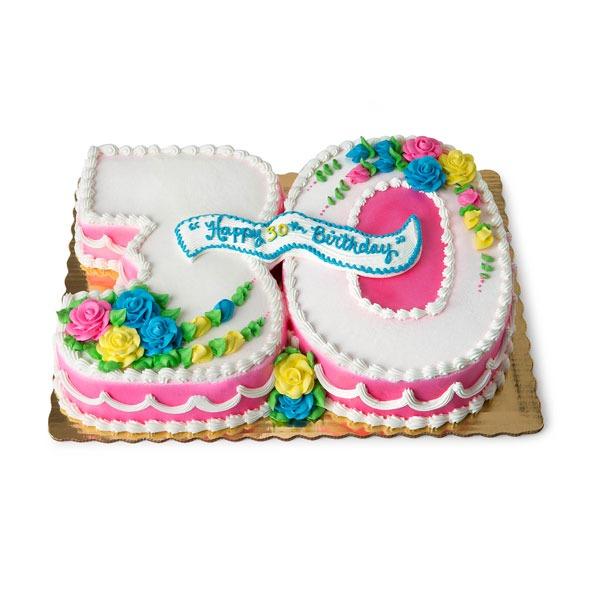 Publix Bakery Cupcakes Cakes Double Number Cake Publix – Melissa Cakes