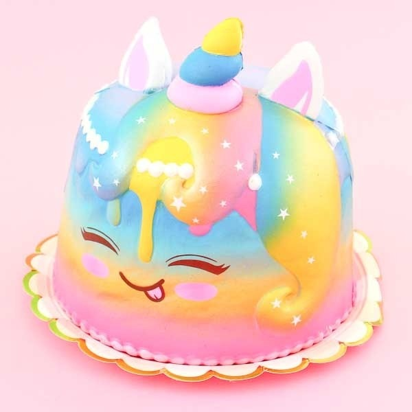Puni Maru Magic Unicorn Cake Squishy