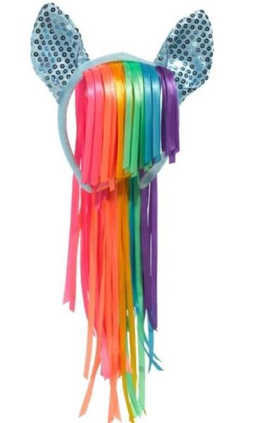 Rainbow Dash Headband Deluxe