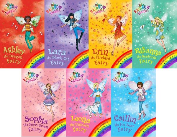 Rainbow Magic Unicorn Fairy