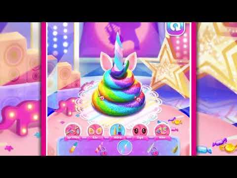 Rainbow Unicorn Poop  Desserts Food Maker