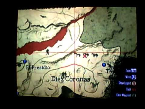 Red Dead Redemption Unicorn Location Undead Nightmare