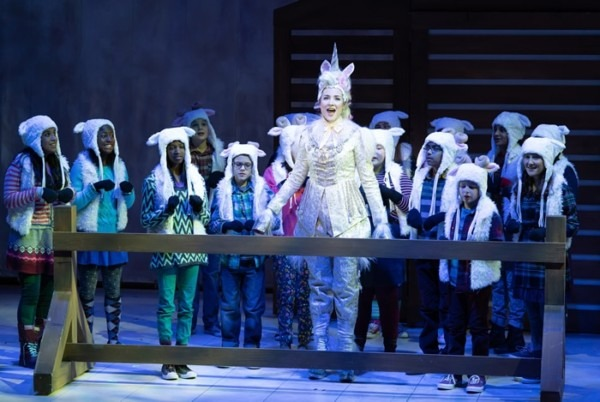 Review  The Lion, The Unicorn And Me, Washington National Opera's