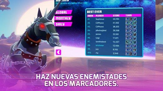 Robot Unicorn Attack 3 1 07