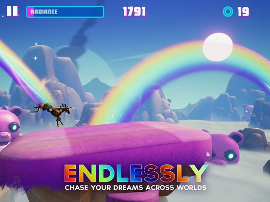 Robot Unicorn Attack 3 Game Review