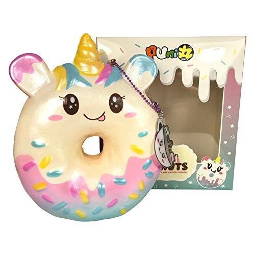 Scented Puni Maru Jumbo Animal Donut Squishy! + Bonus Jenna Lyn