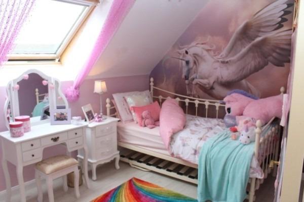 Share A Dream Brings Joy To Sarah With Unicorn