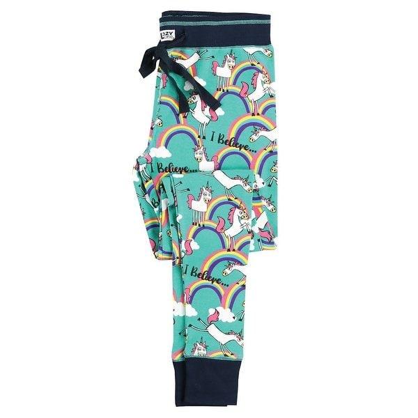 Shop Women's I Believe Unicorn Sleep Leggings